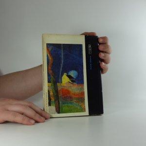 antikvární kniha Hledání a zápasy : cesty moderního umění, 1963