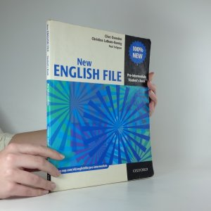náhled knihy - New English File