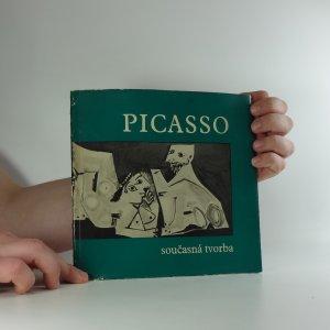 náhled knihy - Pablo Picasso : současná tvorba