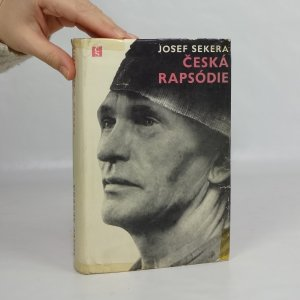 náhled knihy - Česká rapsódie