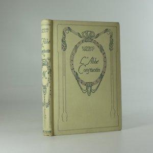náhled knihy - L'abbé Constantin