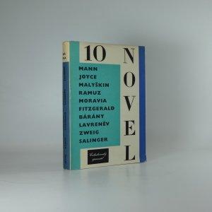náhled knihy - Deset novel