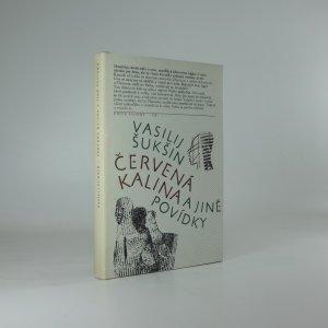 náhled knihy - Červená kalina a jiné povídky