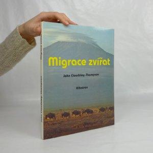 náhled knihy - Migrace zvířat : pro čtenáře od 12 let
