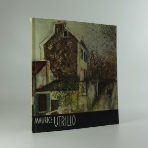 náhled knihy - Maurice Utrillo