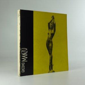 náhled knihy - Giacomo Manzù
