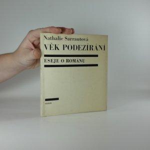 náhled knihy - Věk podezírání : Eseje o románu