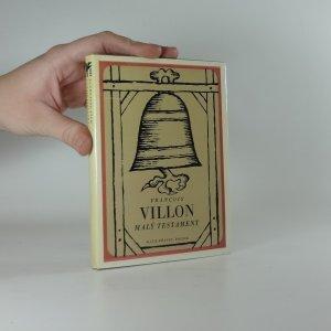 náhled knihy - Malý testament