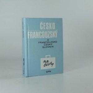 náhled knihy - Česko-francouzský a francouzsko-český slovník na cesty