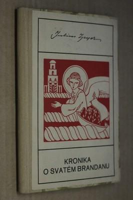 náhled knihy - Kronika o svatém Brandanu : Báseň