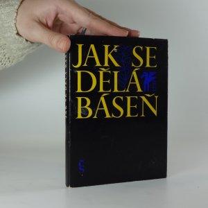 náhled knihy - Jak se dělá báseň