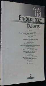 náhled knihy - Etnologický časopis 1; r. 96