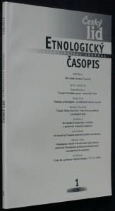 náhled knihy - Etnologický časopis 1; r. 100