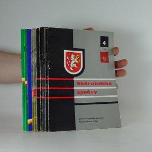 náhled knihy - Sběratelské zprávy. Česká numismatická společnost Pobočka Hradec Králové (čísla: 4.-12., 41., 52., 56.)