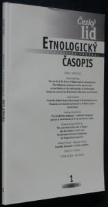 náhled knihy - Etnologický časopis 1; r. 102