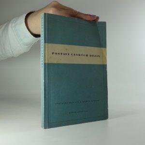 náhled knihy - Postavy českých dějin : [katalog výstavy Spolku výtvarných umělců Mánes] 27. květen-28. srpen 1938 ... Praha ...
