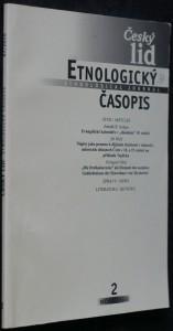 náhled knihy - Etnologický časopis 2; r. 97