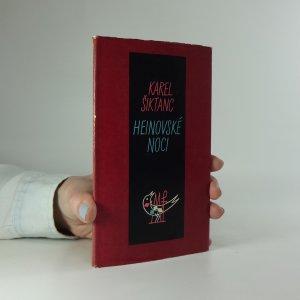 náhled knihy - Heinovské noci