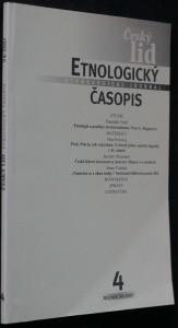 náhled knihy - Etnologický časopis 4; r. 94