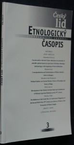 náhled knihy - Etnologický časopis 3; r. 98