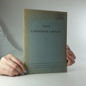 náhled knihy - Malé lihoměrné tabulky