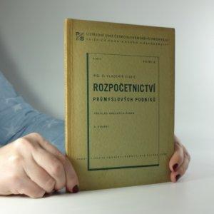 náhled knihy - Rozpočetnictví průmyslových podniků : Přehled obecných zásad