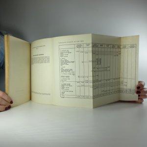 antikvární kniha Rozpočetnictví průmyslových podniků : Přehled obecných zásad, 1950