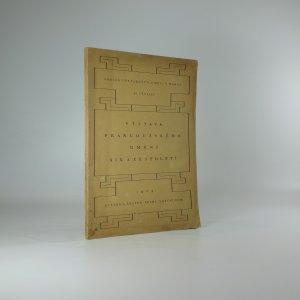 náhled knihy - Výstava francouzského umění XIX. a XX. století : Spolek výtvarných umělců Mánes, 66. výstava