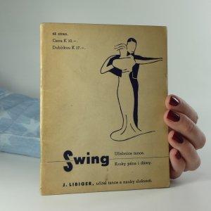 náhled knihy - Swing. Učebnice tance