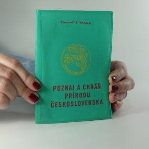 náhled knihy - Poznaj a chráň prírodu Československa