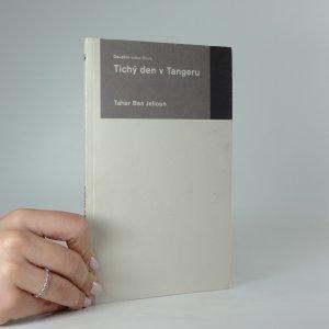 náhled knihy - Tichý den v Tangeru