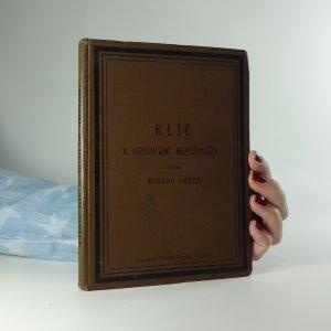 náhled knihy - Klíč k určování mineralův