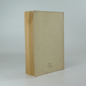 antikvární kniha Pravidla ledního hokeje, 1952