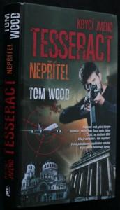 náhled knihy - Krycí jméno Tesseract. Nepřítel