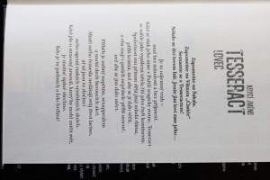 antikvární kniha Krycí jméno Tesseract. Nepřítel, 2013