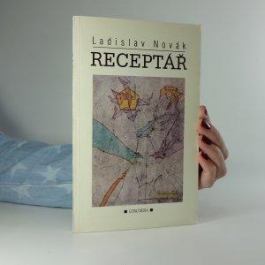 náhled knihy - Receptář