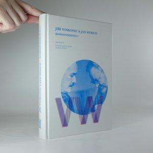 náhled knihy - Korespondence I. Jiří Voskovec a Jan Werich