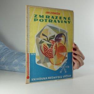 náhled knihy - Zmrazené potraviny
