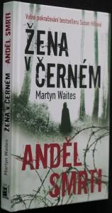 náhled knihy - Žena v černém - anděl smrti