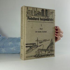 náhled knihy - Podnikové hospodářství