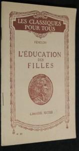 náhled knihy - L´éducation des Filles