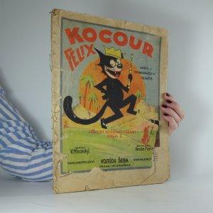 náhled knihy -  Kocour felix : Příhody kočičího hrdiny Kniha II.