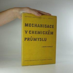 náhled knihy - Mechanisace v chemickém průmyslu