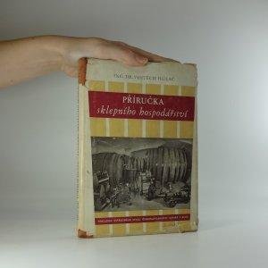 náhled knihy - Příručka sklepního hospodářství