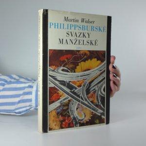 náhled knihy - Philippsburské svazky manželské