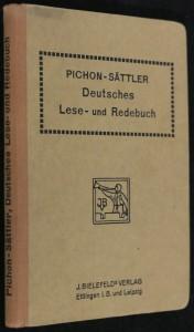 náhled knihy - Deutsches Lese- und Redebuch