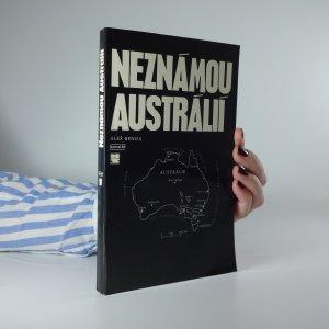 náhled knihy - Neznámou Austrálií