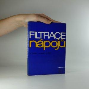 náhled knihy - Filtrace nápojů