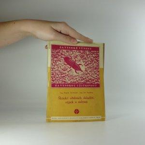 náhled knihy - Škůdci obilních skladišť, sýpek a mlýnů