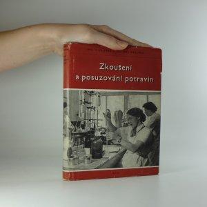 náhled knihy - Zkoušení a posuzování potravin